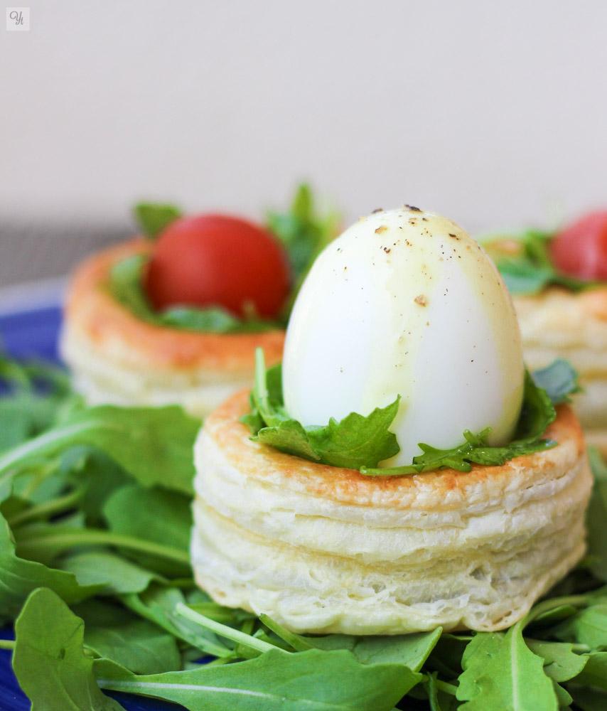 Huevos de Pascua (versión salada).