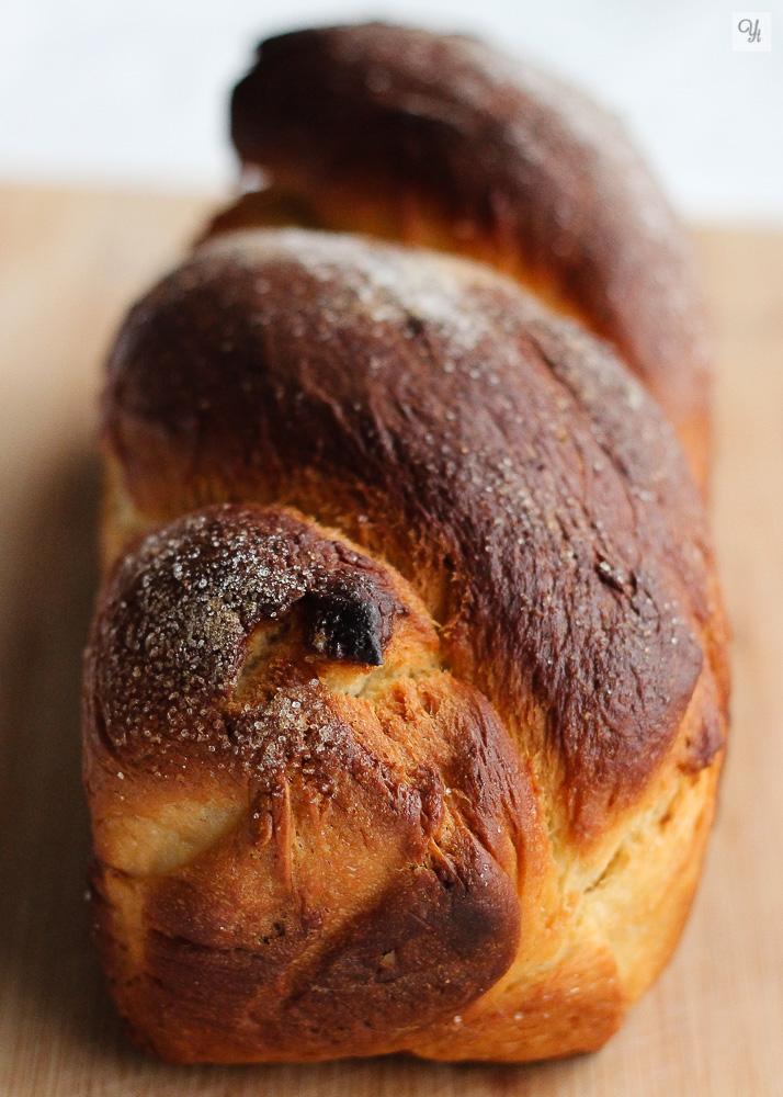 Pan roscón