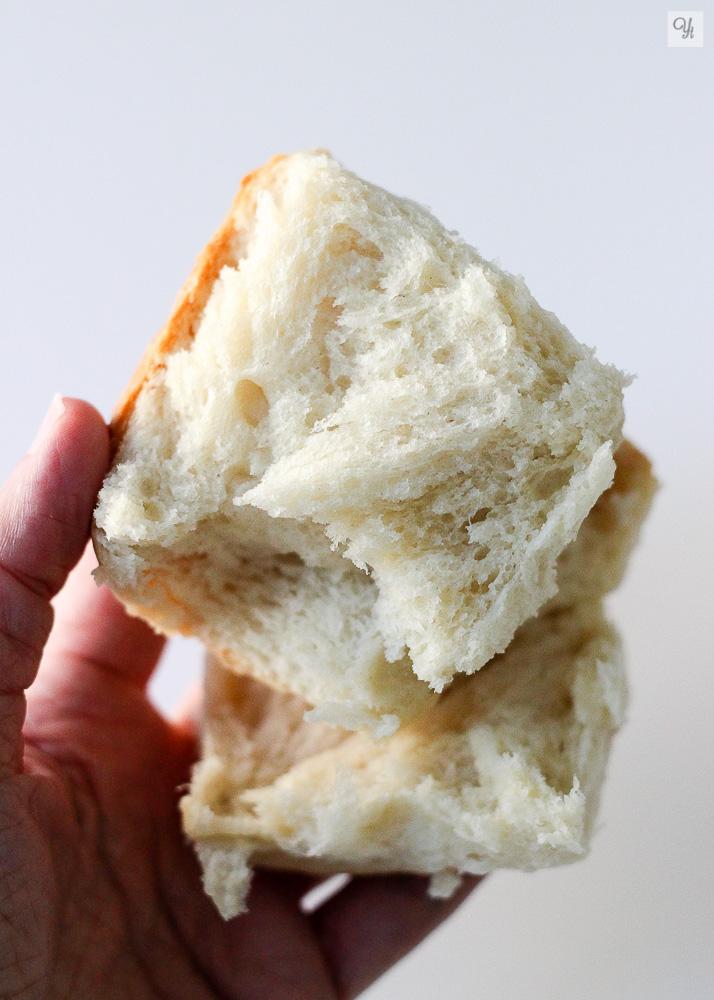 Bollitos de pan todoterreno